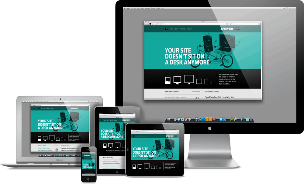 Responsive Website Designers in Brooklyn Park, Minnesota